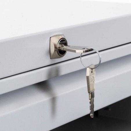 Meuble à plans A3 - 13 tiroirs