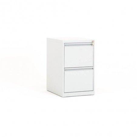 Meuble 2 tiroirs pour dossiers suspendus