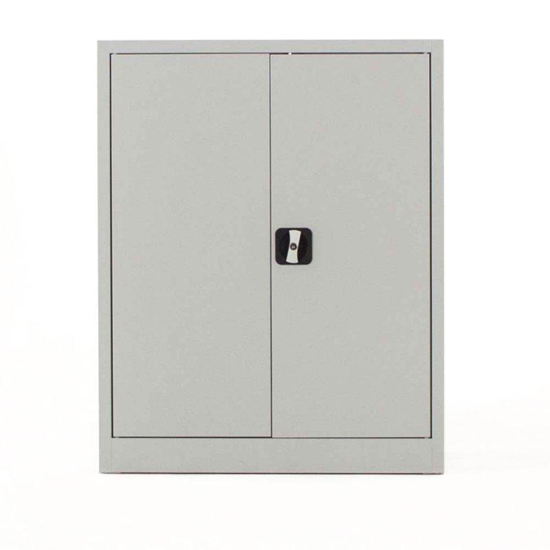 armoire basse m tallique portes battantes bd mobilier. Black Bedroom Furniture Sets. Home Design Ideas