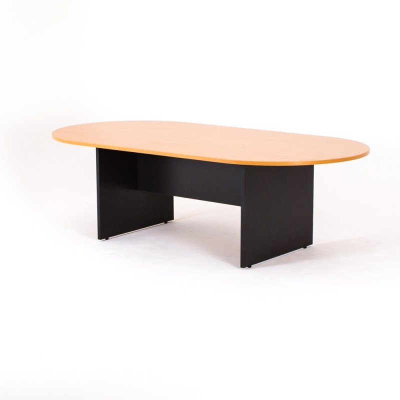 table de r union ovale art o 6 10 personnes bd mobilier. Black Bedroom Furniture Sets. Home Design Ideas