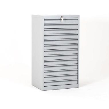 Meuble à plans A3, 13 tiroirs, H.98 x L.53 cm