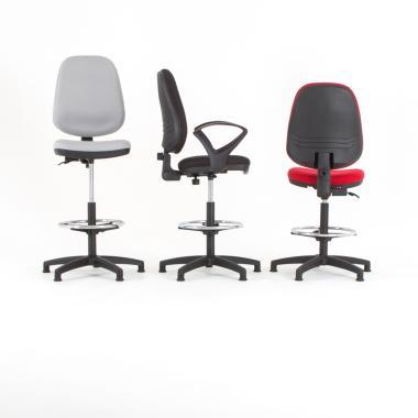 chaise d 39 atelier si ge assis debout de caisse bdmobilier. Black Bedroom Furniture Sets. Home Design Ideas