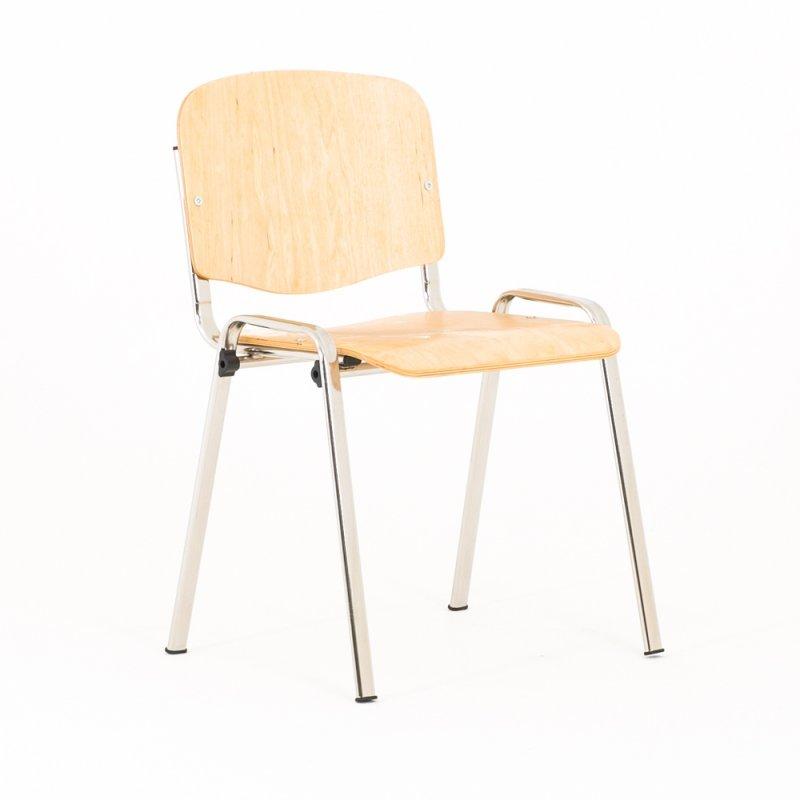 Chaise visiteur CLASIK en bois