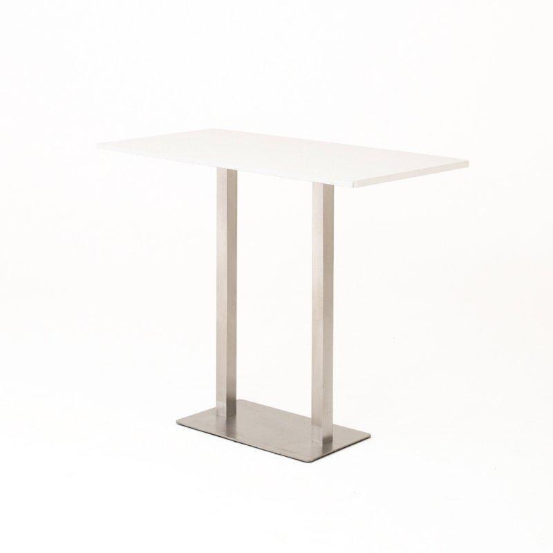 Table haute KAF, L.136 x L.68 x H.112 cm