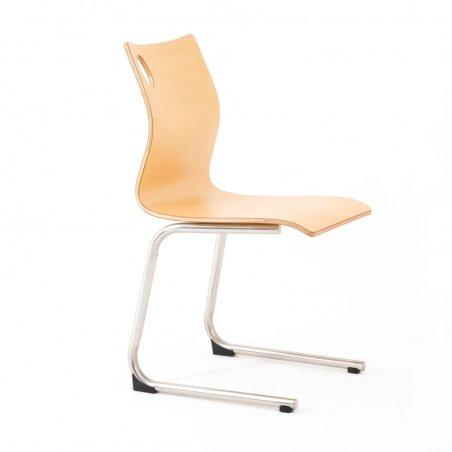 Chaise en bois luge IRIS