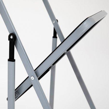 Zoom sur le système de pliage de la chaise OPTU