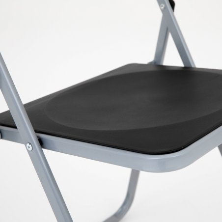 Zoom sur l'assise de la chaise OPTU