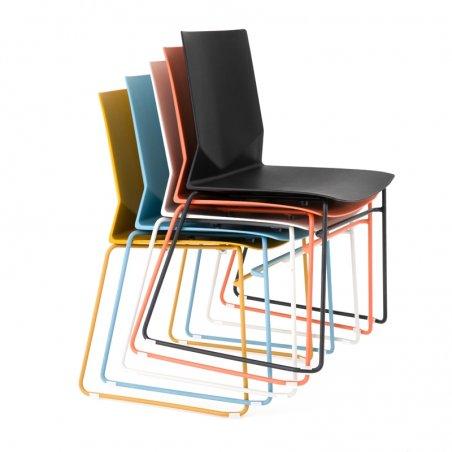 Chaise 4 pieds de bureau