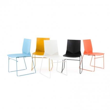 Chaise luge de bureau KALI, plusieurs coloris