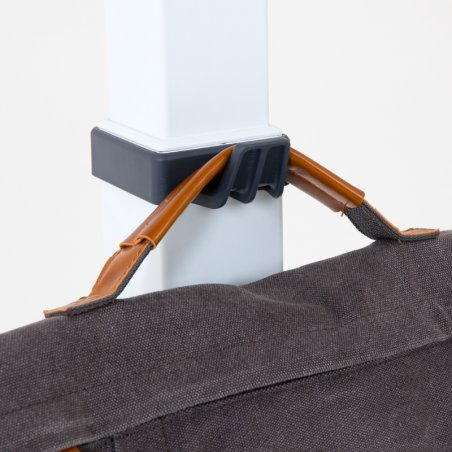 Zoom crochet pour suspendre un sac