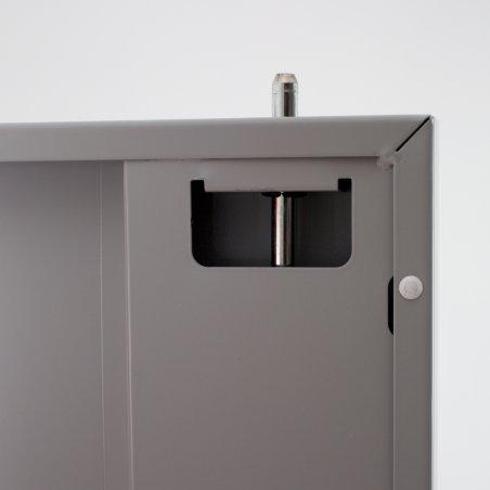 Armoire portes battantes
