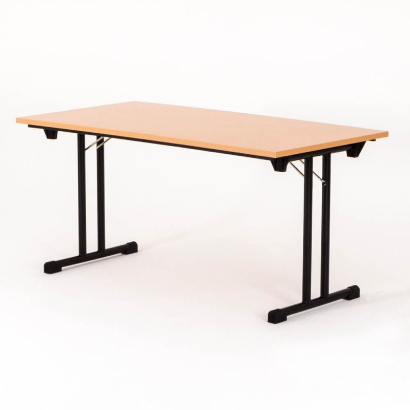 Table pliante rectangulaire de travail solus bd mobilier for Table pliante exterieur professionnel