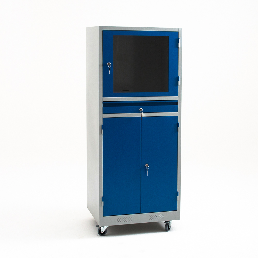 armoire informatique mobile
