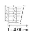 L. 479 cm